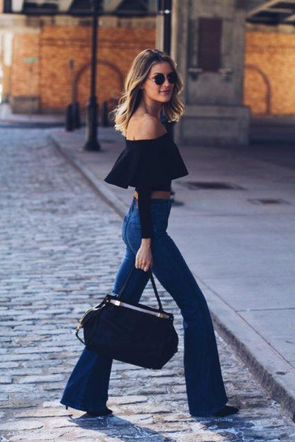 джинсы новинки тренды