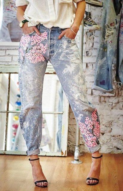 джинсы 2017 новинки