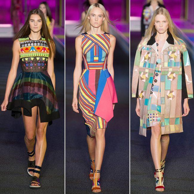 Мода весна-лето 2017 — тенденции с фото: новинки