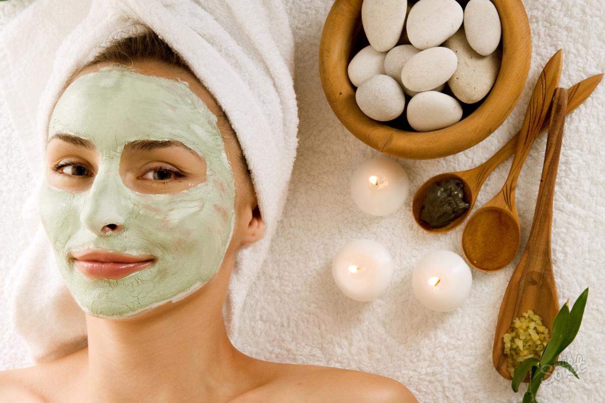 рецепт масок для жирной кожи