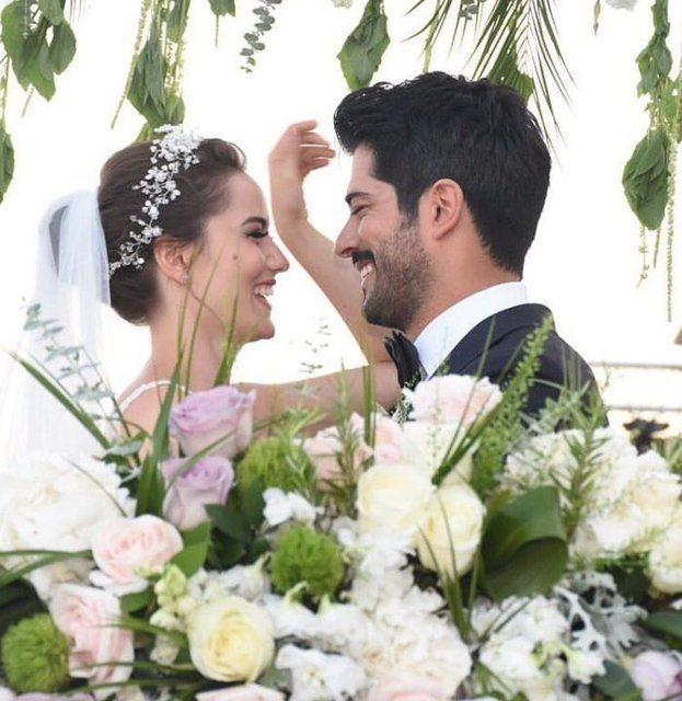 свадьба Бурака и Фахрие