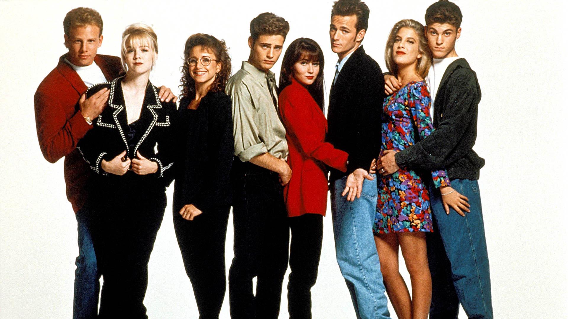 Актеры сериала «Беверли-Хиллз 90210»