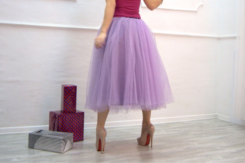 74f961e625a Сшить юбку из фатина своими руками для девушки  выкройки