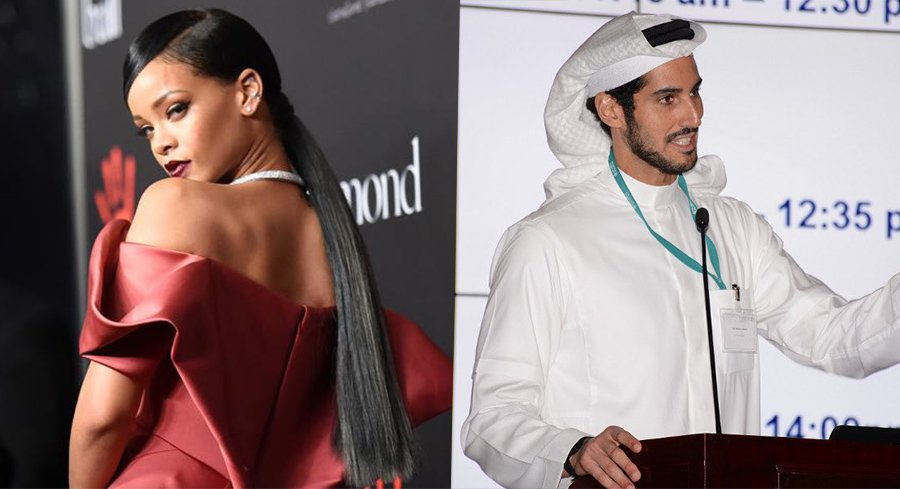 Рианна и арабский миллиардер