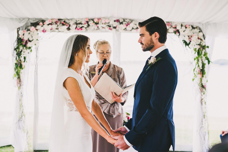 Ох уж эта клятва жениха и невесты на свадьбе...