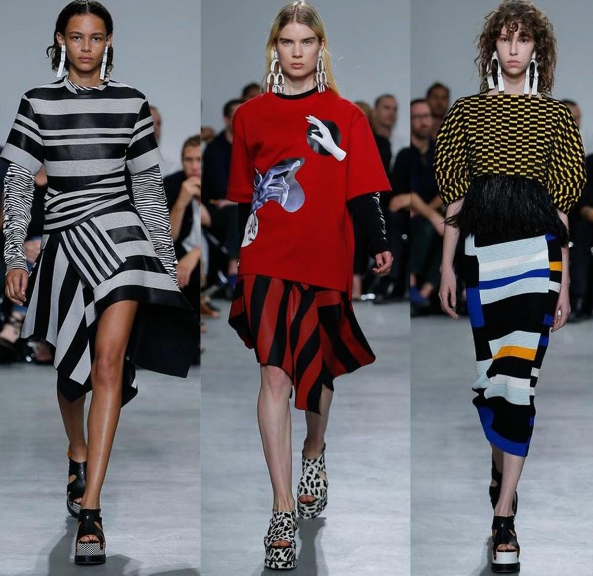 Модные летние образы 2017 года для девушек: модные тенденции, фото