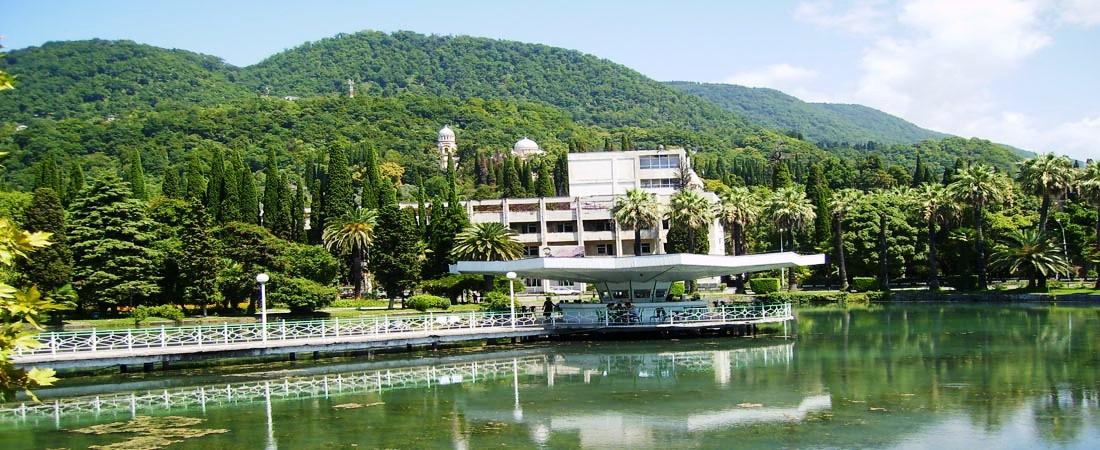 Курорт Абхазия