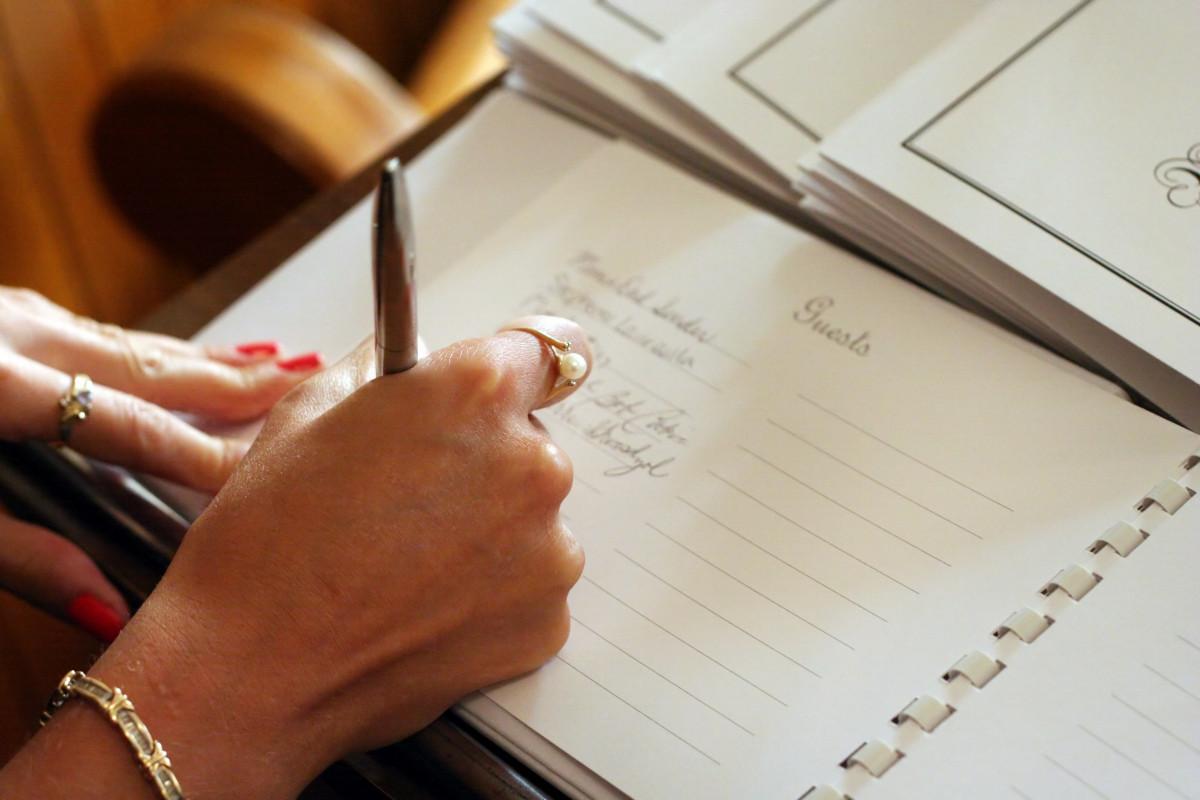 Подготовка к свадьбе - пошагово план, список дел и покупок