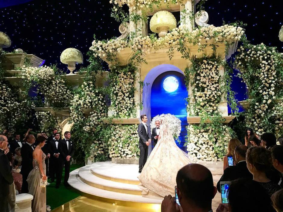 свадьба Гаспара и Лолиты
