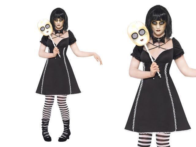 костюм японская кукла для девочки