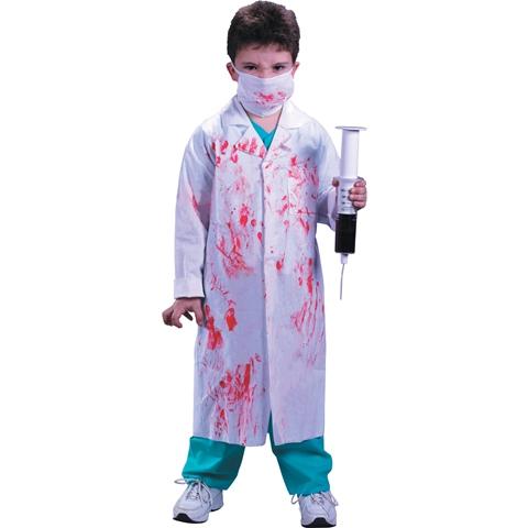 костюм доктора- убийцы