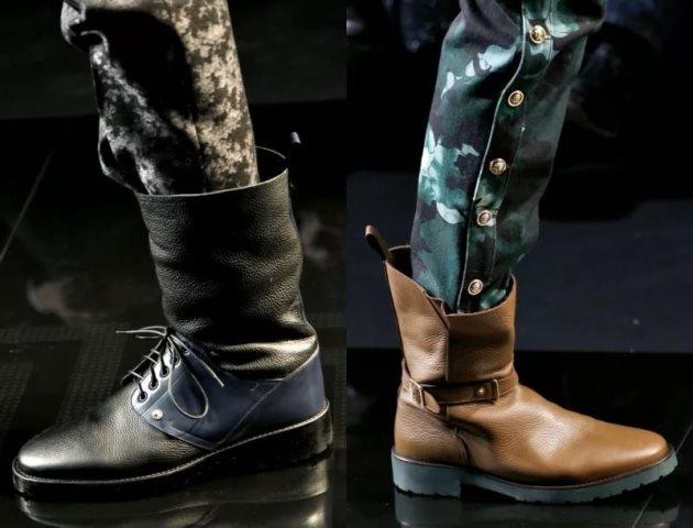 мужская обувь 2017 -2018