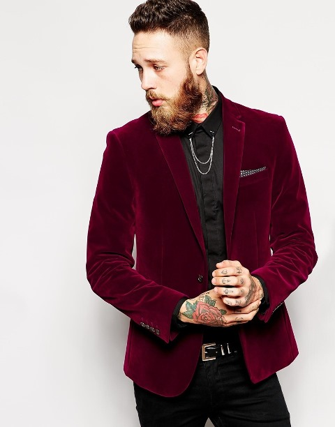 мужская мода 2017 - 2018