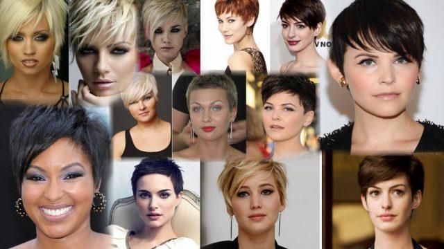 Модные стрижки 2017 на короткие волосы женщинам за 40: фото