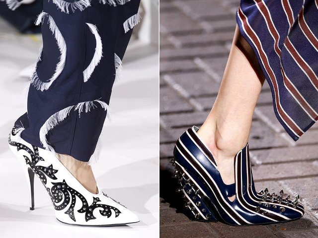 Модная обувь осень-зима 2017-2018: главные тренды с фото