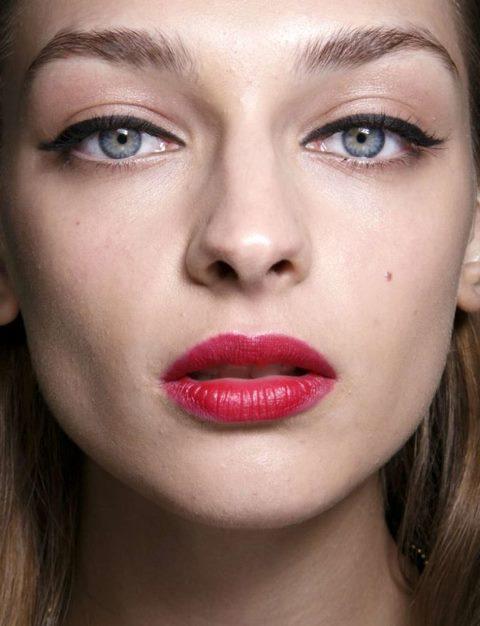 Модный макияж осень-зима 2017-2018: главные тенденции, фото и новинки