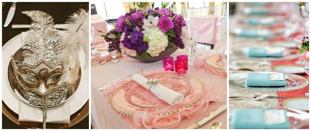 Как украсить зал на свадьбу своими руками : идей для недорого декора, фото