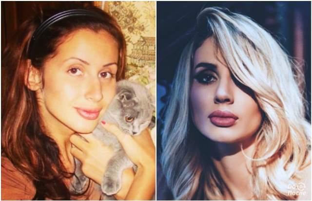 Как менялась Светлана Лобода: до пластики и после (фото)