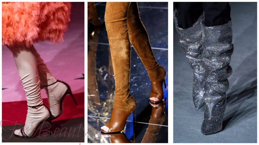 63887de80 Обувь осень-зима 2017-2018: тренды (фото) - женские новинки!