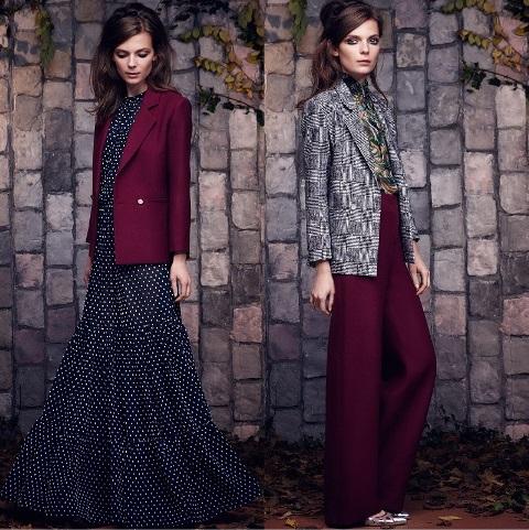Модные пиджаки 2017-2018: основные тенденции, фото
