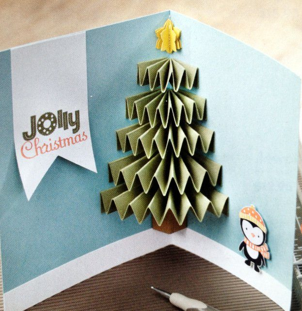 Новогодняя открытка своими руками на английском языке 3 класс