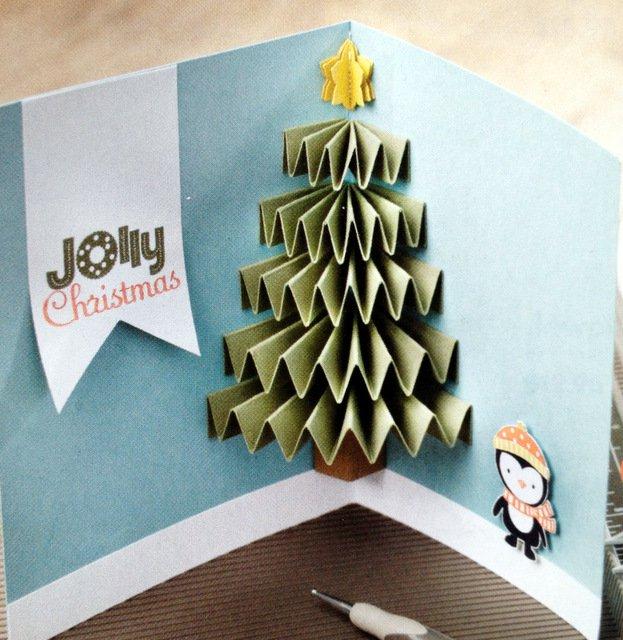 Новогодние открытки своими руками по английскому языку