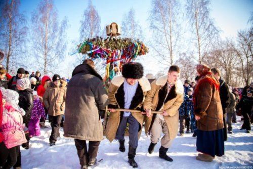 Когда Масленица в 2018 году в России, какого числа