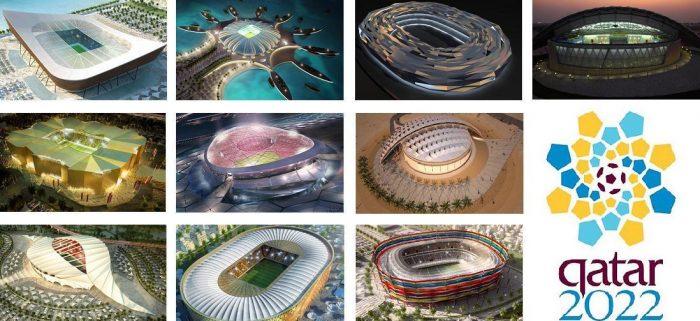 Где пройдет Чемпионат мира по футболу в 2022 году?