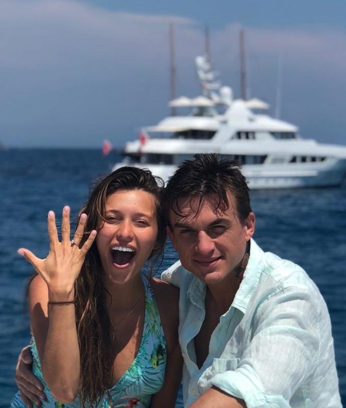 Свадьбе быть! Влад Топалов и Регина Тодоренко женятся