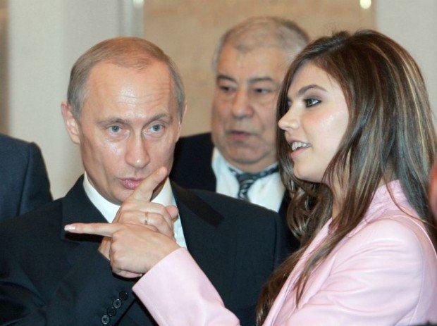 Кто же муж и отец детей Алины Кабаевой?