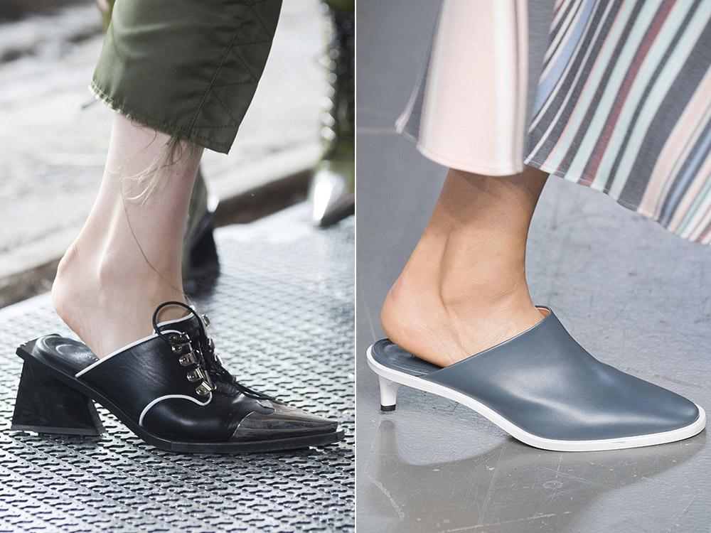 Модная обувь лето 2018: главные тренды, новинки, фото