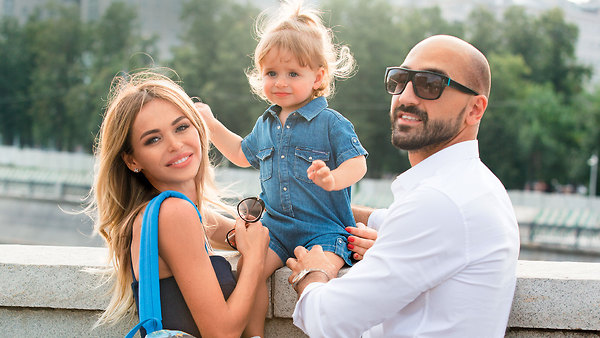 Анна Хилькевич во второй раз стала мамой