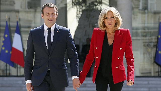 Президент Франции, Макрон, и его охранник: подробности скандала