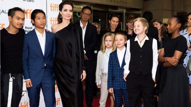 Анджелина Джоли планирует стать мамой в 7 раз