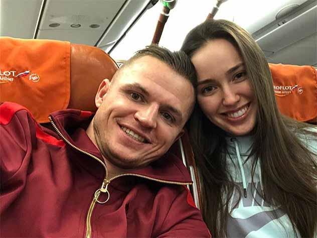 Тарасов и Костенко: последние новости 2018 (фото дочери)