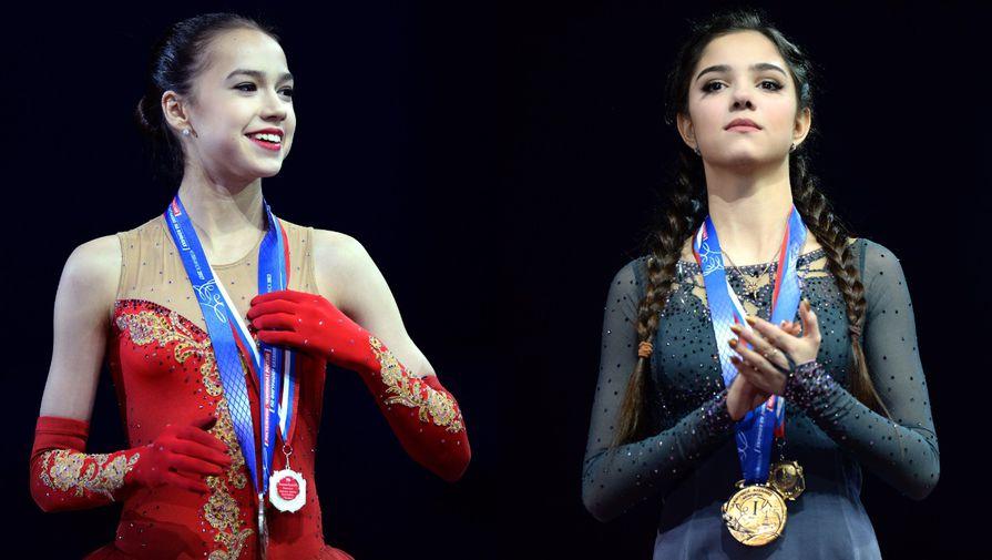 Фигуристка Евгения Медведева: свежие новости