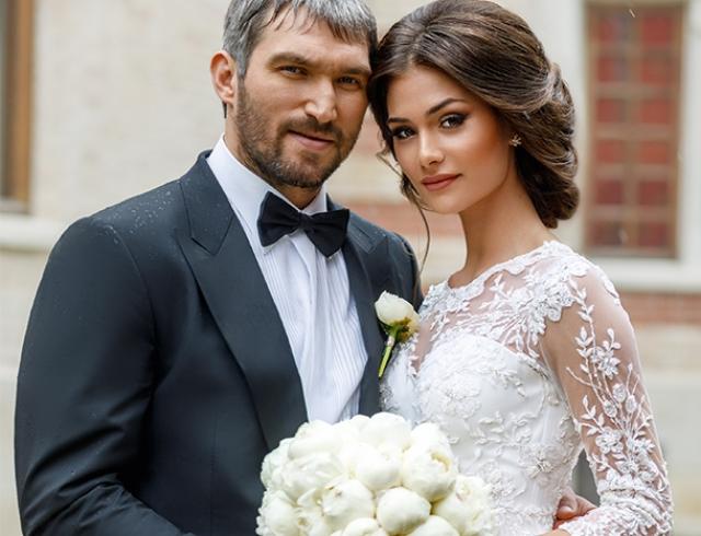 Александр Овечкин и Анастасия Шубская стали родителями