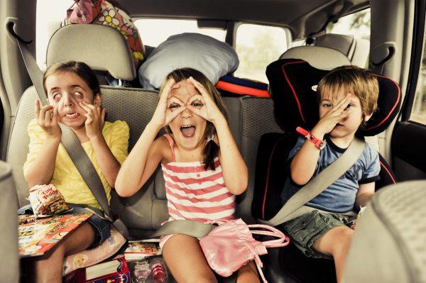 Путешествие с ребенком: как не сойти с ума