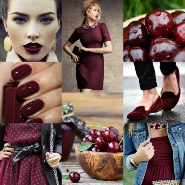 Модные тенденции маникюра: осень 2018, фото