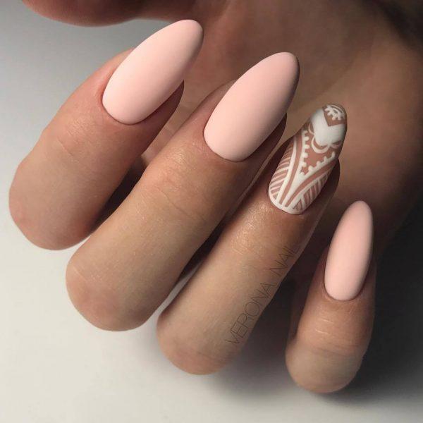Будь стильной до кончиков ногтей! Идеи маникюра 2018