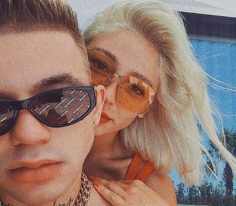 История любви Элджея и Насти Ивлеевой