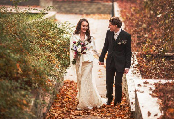Свадьба осенью: плюсы и минусы