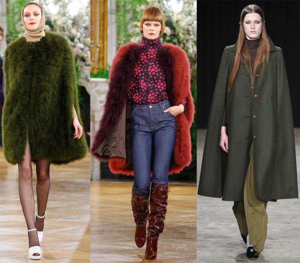 Модные тенденции осень-зима 2018-2019: фото с показа
