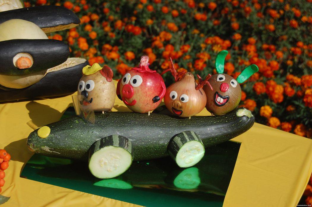 картинки осени поделки из овощей и фруктов цели своего приезда