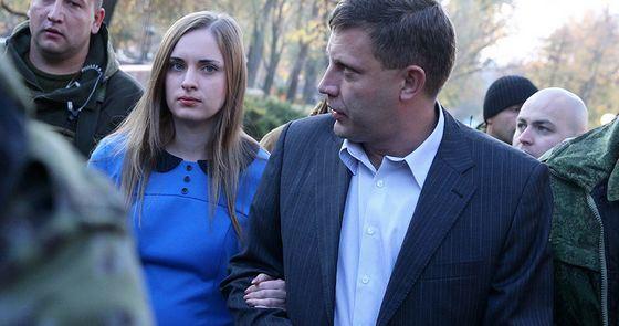 Умер глава ДНР Александр Захарченко