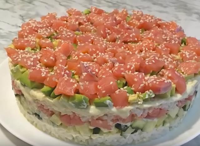 Самые вкусные салаты на Новый 2020 год