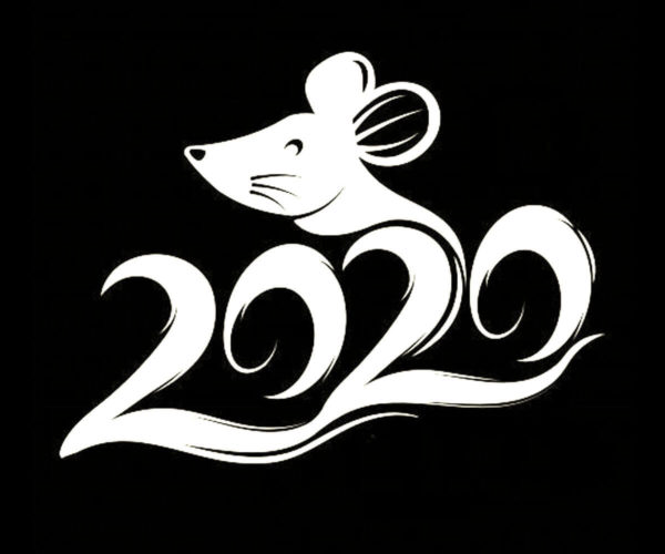 Как красиво украсить окна к Новому году 2020
