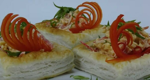 Новые и интересные рецепты салатов на Новый год 2020