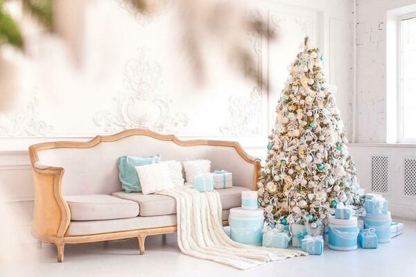 Как красиво украсить елку на Новый 2020 год