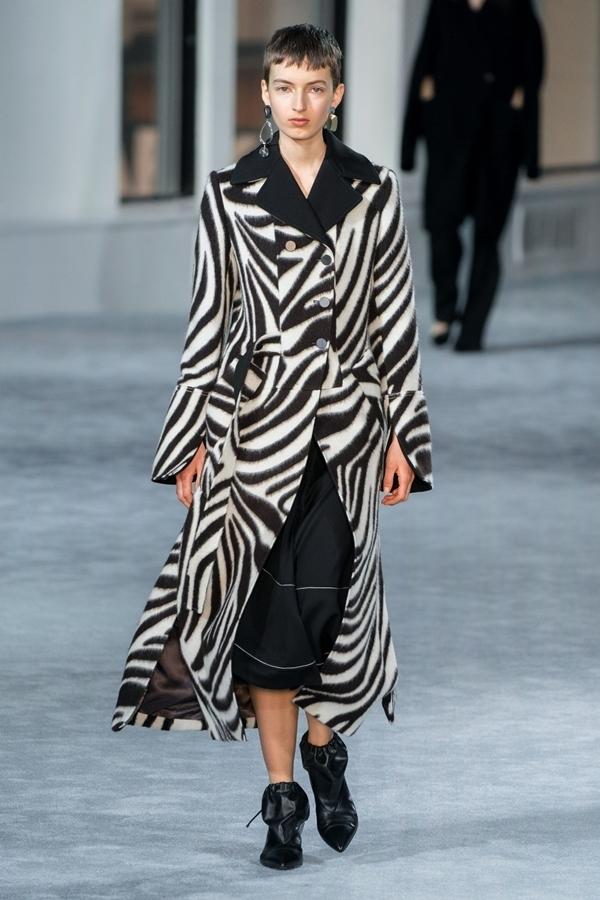 Модное женское пальто на весну 2020 года